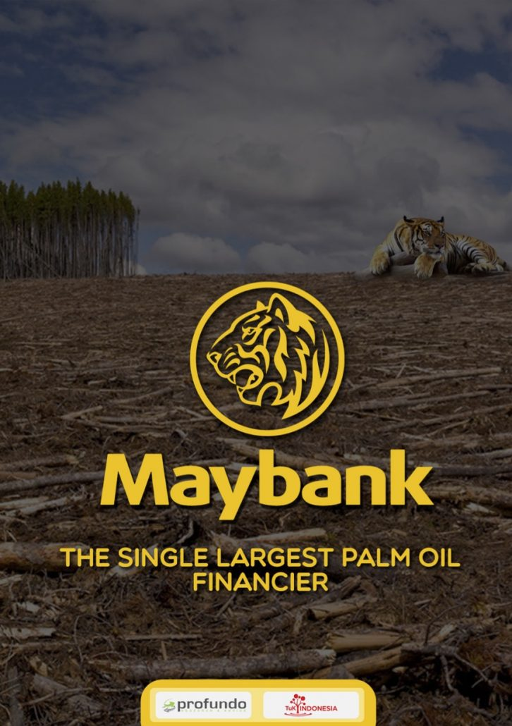 Maybank: The Single Largest Palm Oil Financier